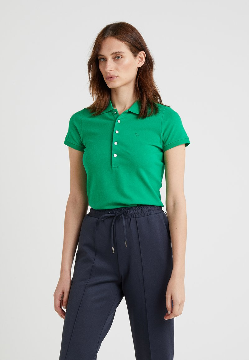 Lauren Ralph Lauren - KIEWICK - Poloshirt - cambridge green