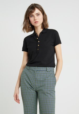 KIEWICK - Polo - black