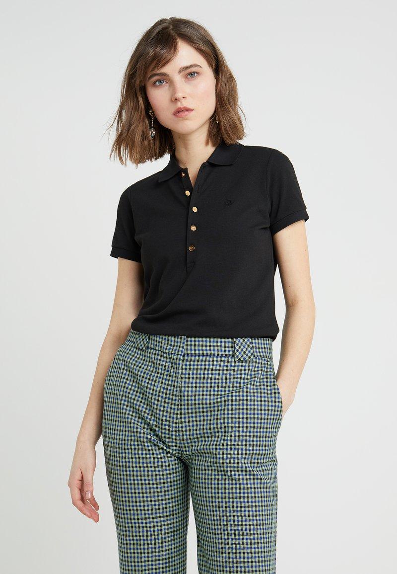 Lauren Ralph Lauren - KIEWICK - Poloshirt - black