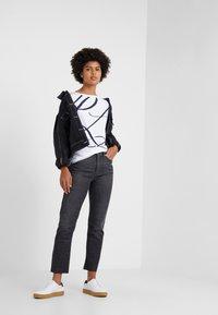Lauren Ralph Lauren - UPTOWN - Print T-shirt - white - 1