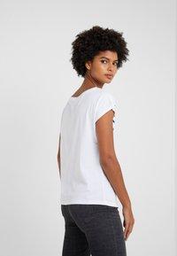 Lauren Ralph Lauren - UPTOWN - Print T-shirt - white - 2