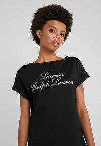 Lauren Ralph Lauren - SPORT - Print T-shirt - black - 4
