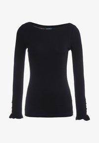 Lauren Ralph Lauren - T-shirt à manches longues - polo black