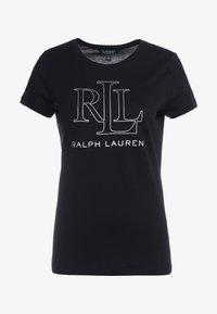 Lauren Ralph Lauren - T-shirts print - black - 3