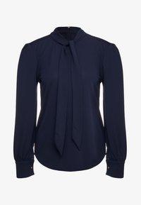 Lauren Ralph Lauren - MATTE  - Button-down blouse - navy - 4