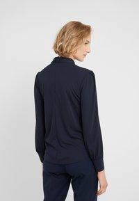Lauren Ralph Lauren - MATTE  - Button-down blouse - navy - 2