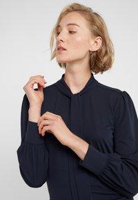 Lauren Ralph Lauren - MATTE  - Button-down blouse - navy - 5