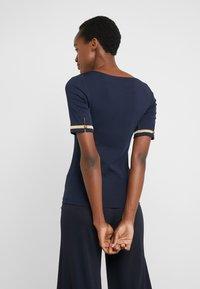 Lauren Ralph Lauren - T-shirts med print - dark blue - 2
