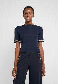 Lauren Ralph Lauren - T-shirts med print - dark blue - 0