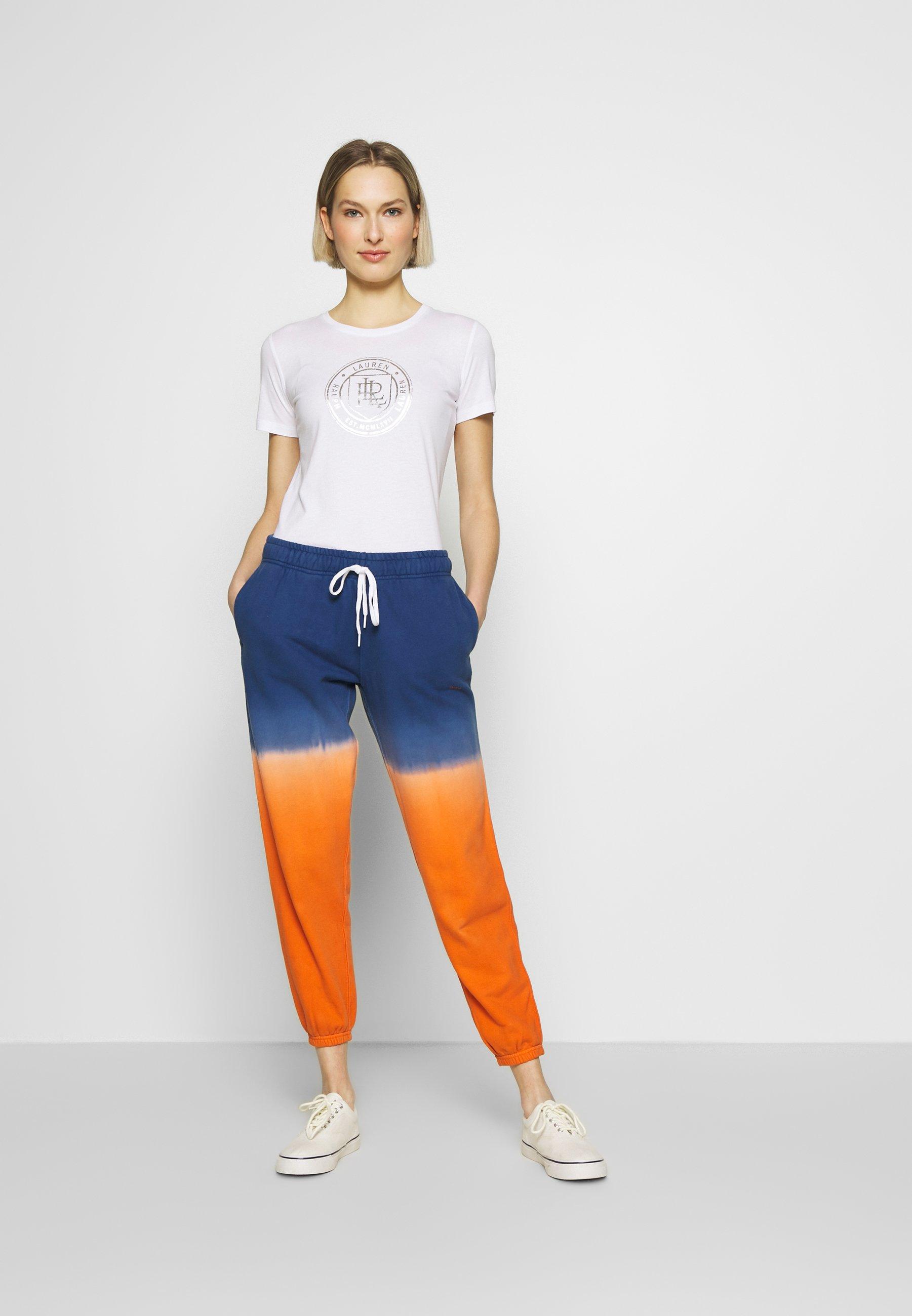 Lauren Ralph Lauren Print T-shirt - white