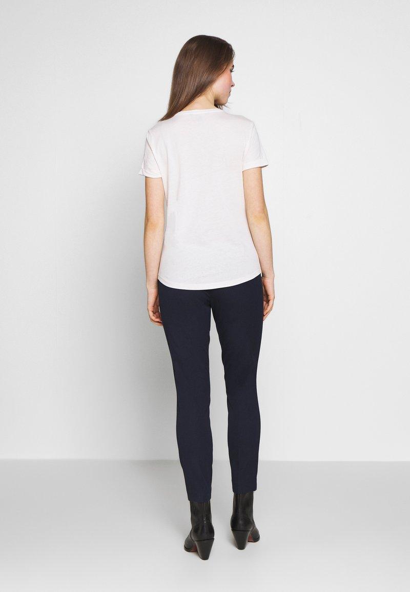Lauren Ralph Lauren LIQUID - T-shirts med print - mascarpone cream