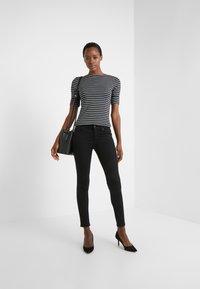 Lauren Ralph Lauren - T-shirts med print - madison grey heather - 1