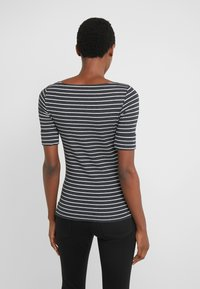 Lauren Ralph Lauren - T-shirts med print - madison grey heather - 2