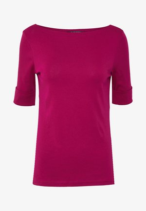 T-shirt basique - bright fuchsia
