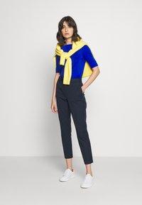 Lauren Ralph Lauren - Basic T-shirt - blue glacier - 1