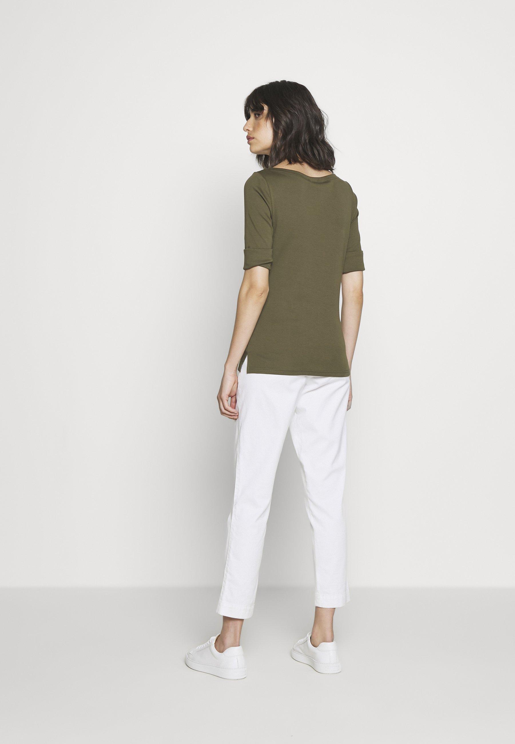 Lauren Ralph Lauren T-shirts - dark sage