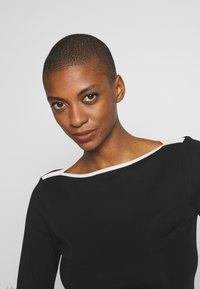 Lauren Ralph Lauren - T-shirts med print - black - 3