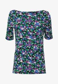 Lauren Ralph Lauren - T-shirts med print - black/multi - 5