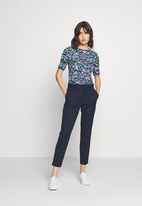 Lauren Ralph Lauren - T-shirts med print - black/multi - 1