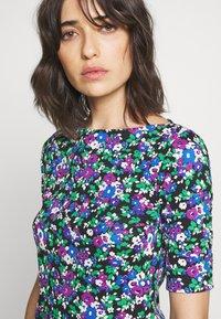 Lauren Ralph Lauren - T-shirts med print - black/multi - 3