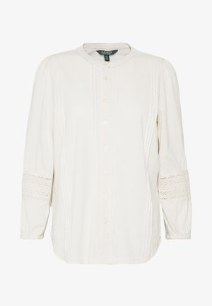 SUBLIME - Long sleeved top - mascarpone cream
