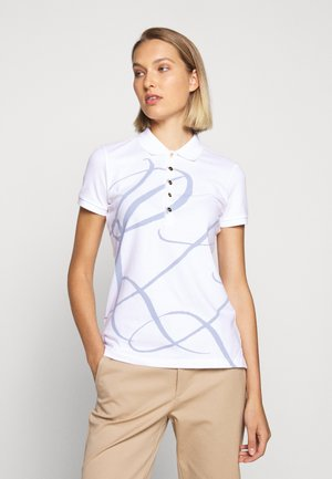 ATHLEISURE - Poloskjorter - white