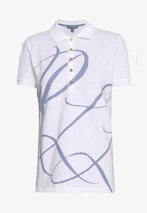 ATHLEISURE - Polo shirt - white