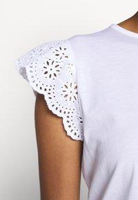 Lauren Ralph Lauren - SUBLIME - Print T-shirt - white - 6