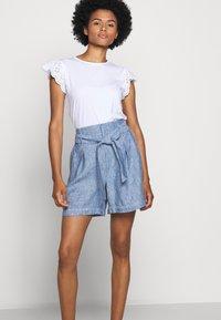Lauren Ralph Lauren - SUBLIME - Print T-shirt - white - 4