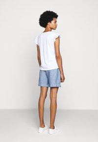 Lauren Ralph Lauren - SUBLIME - Print T-shirt - white - 2