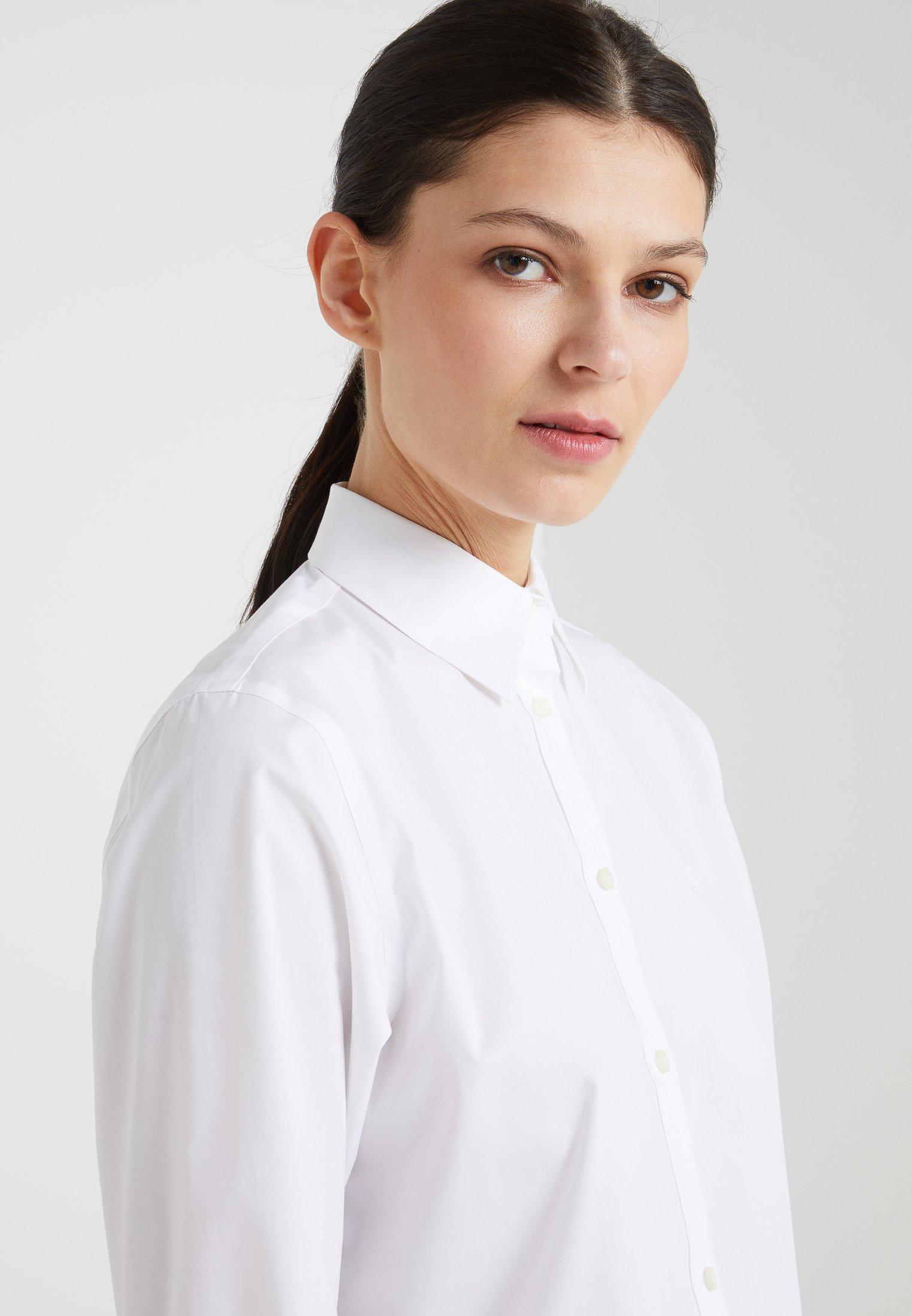 Lauren Ralph Non Iron - Skjorta White