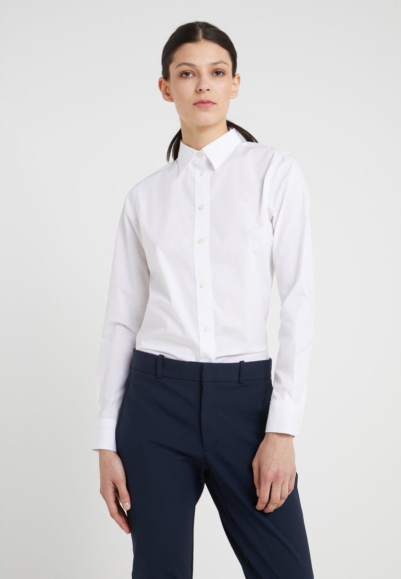 Lauren Ralph Lauren - NON IRON - Camicia - white