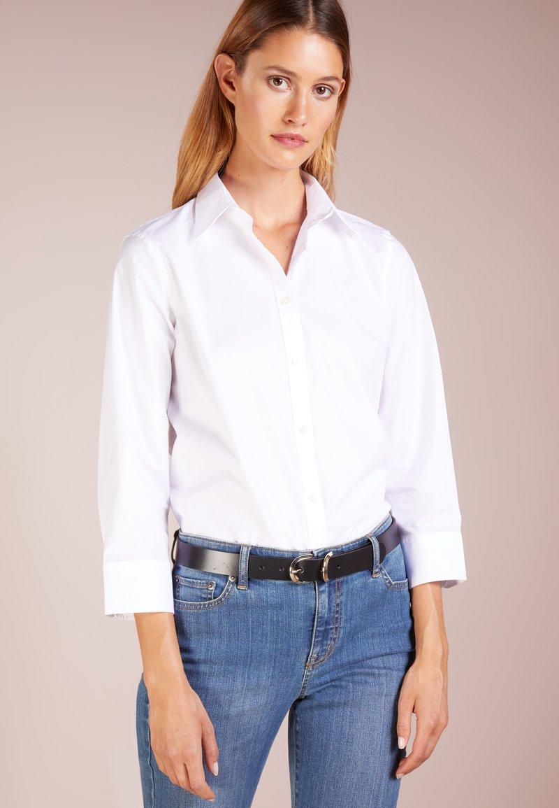 Lauren Ralph Lauren - NON IRON - Button-down blouse - white