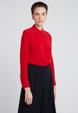 KRISTY LONG SLEEVE - Chemisier - lacquer red