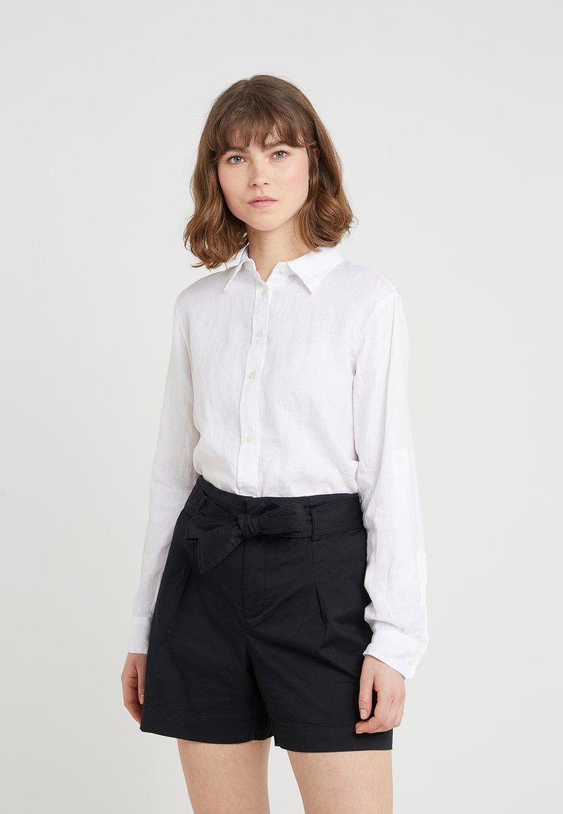 Lauren Ralph Lauren - KARRIE LONG SLEEVE - Camisa - white