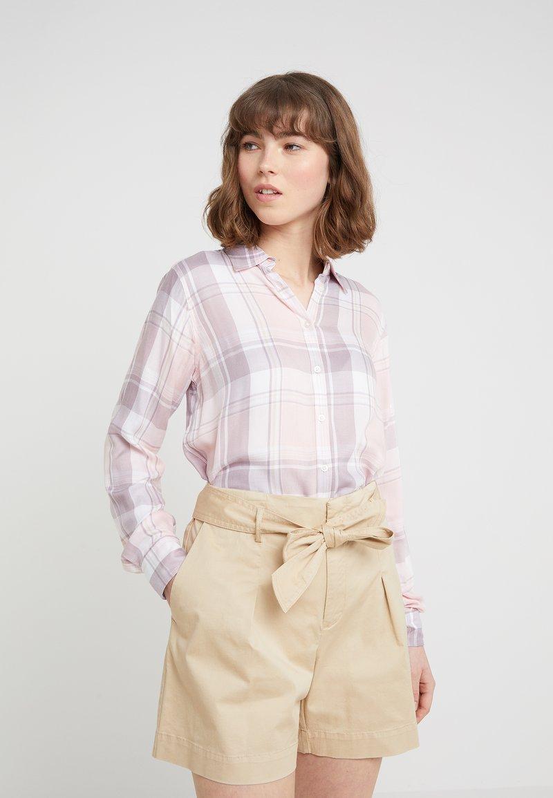 Lauren Ralph Lauren - KAWENA SHIRT - Chemisier - oxford pink/pale vanilla