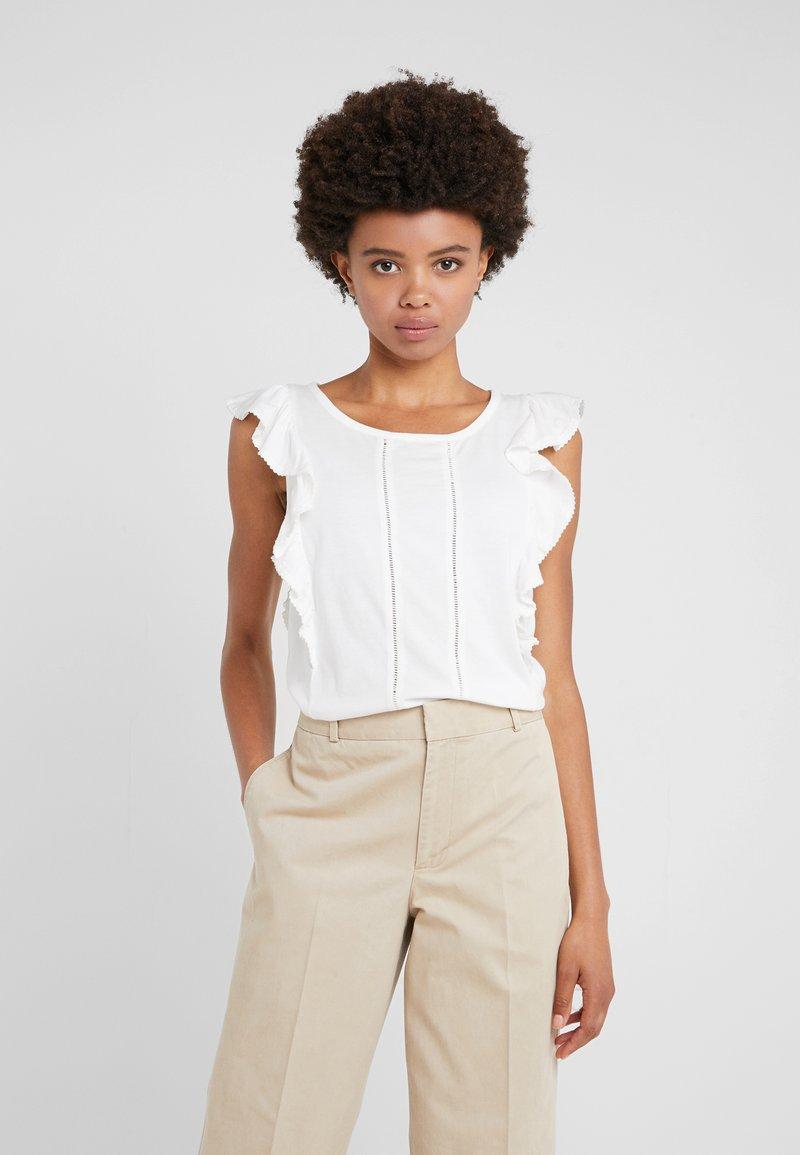 Lauren Ralph Lauren - UPTOWN  - T-shirt imprimé - white