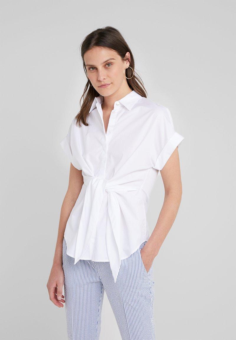 Lauren Ralph Lauren - Button-down blouse - white