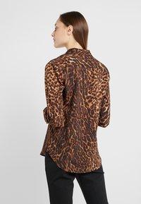 Lauren Ralph Lauren - Koszula - polo black multi - 2