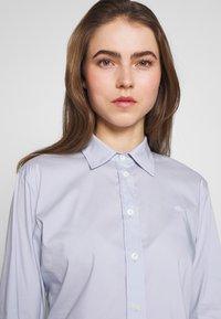 Lauren Ralph Lauren - SILKY - Blůza - toile blue - 3