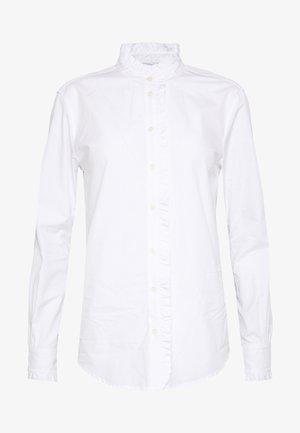 SHIRT - Skjorte - white