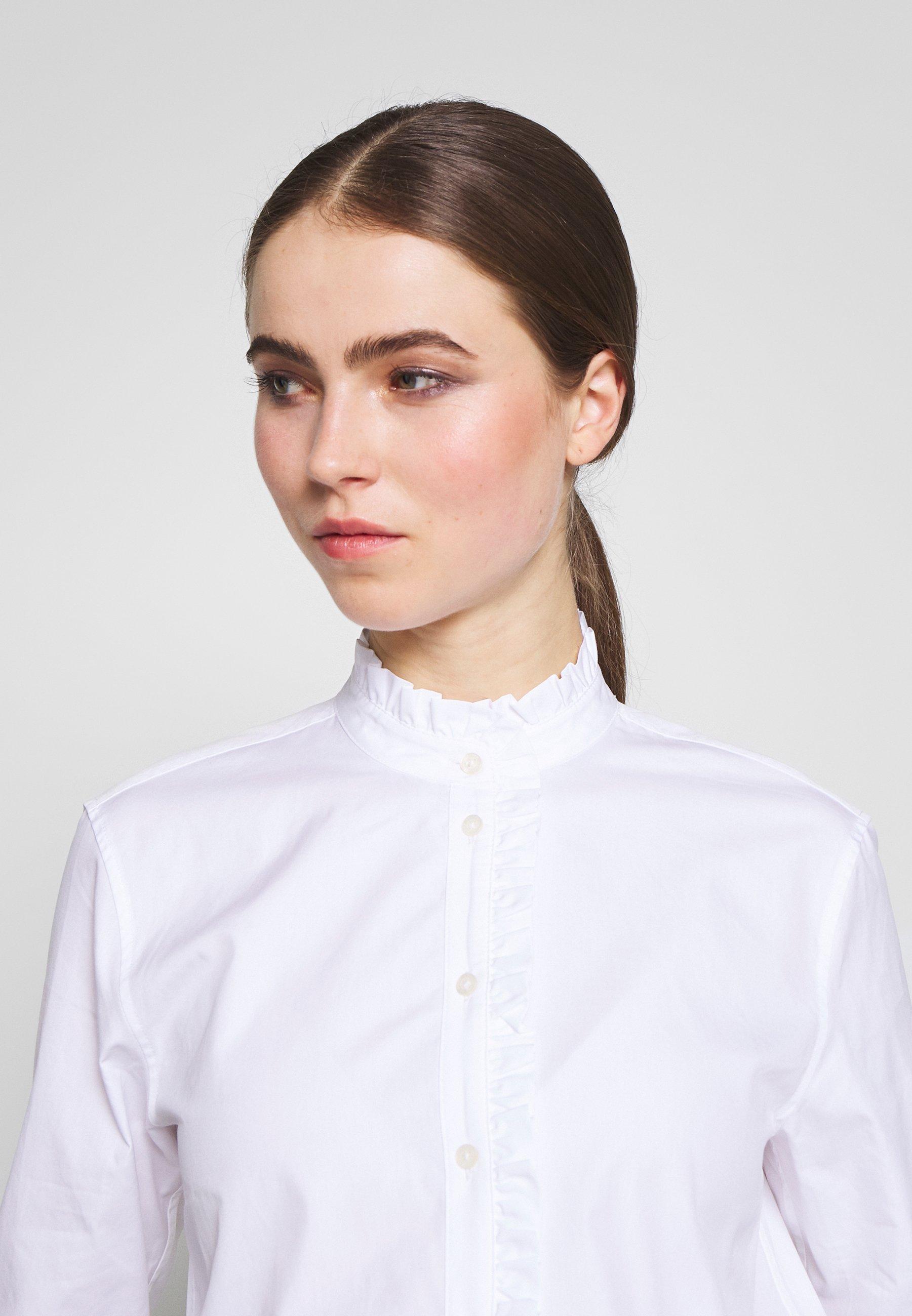 Lauren Ralph Lauren SHIRT - Skjorte - white