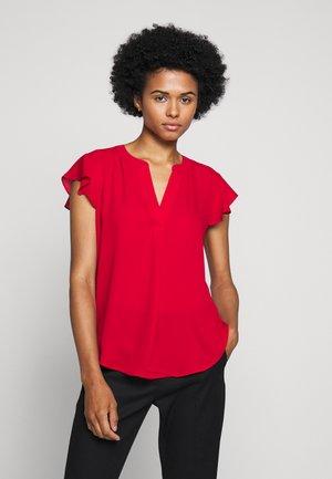 DRAPEY - Camicetta - orient red