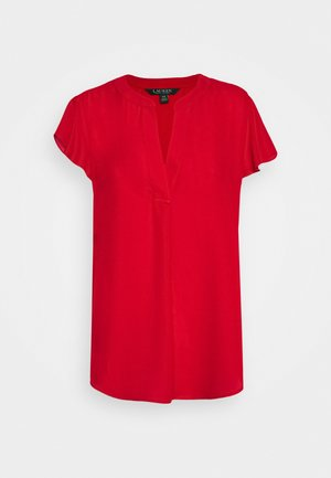 DRAPEY - Bluse - orient red