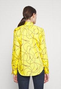 Lauren Ralph Lauren - SATEEN SHIRT - Košile - dandelion fields - 2