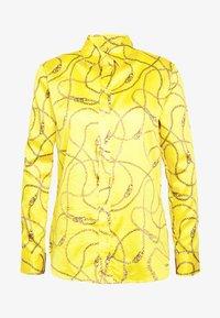 Lauren Ralph Lauren - SATEEN SHIRT - Košile - dandelion fields - 4
