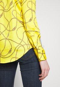 Lauren Ralph Lauren - SATEEN SHIRT - Košile - dandelion fields - 5