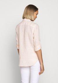 Lauren Ralph Lauren - TISSUE - Košile - pink/cream - 2