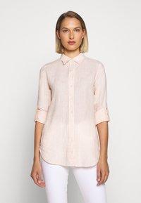 Lauren Ralph Lauren - TISSUE - Košile - pink/cream - 0