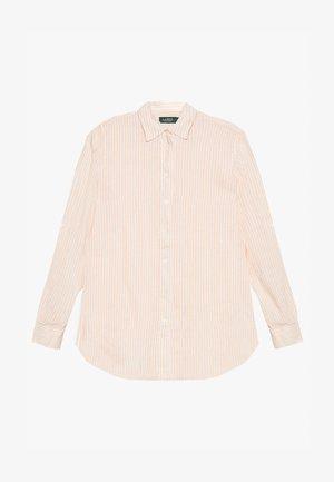 TISSUE - Košile - pink/cream